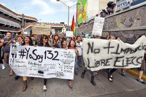 #YoSoy132 ¿Pues donde están?