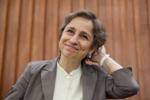 ¿Por qué Carmen Aristegui no tiene la obligación de exhibir a López Obrador?