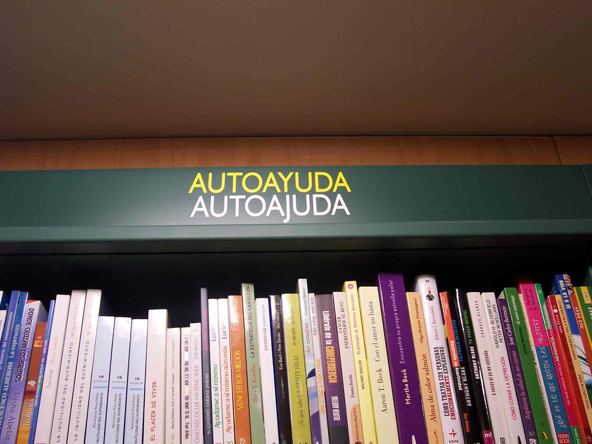 Autoayuda