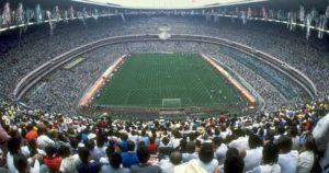 Estadio Azteca 1986