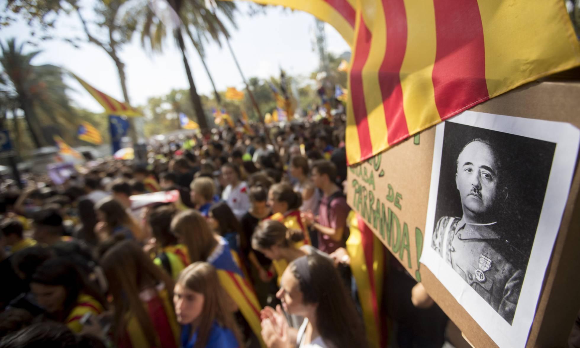 Cataluña y la represión