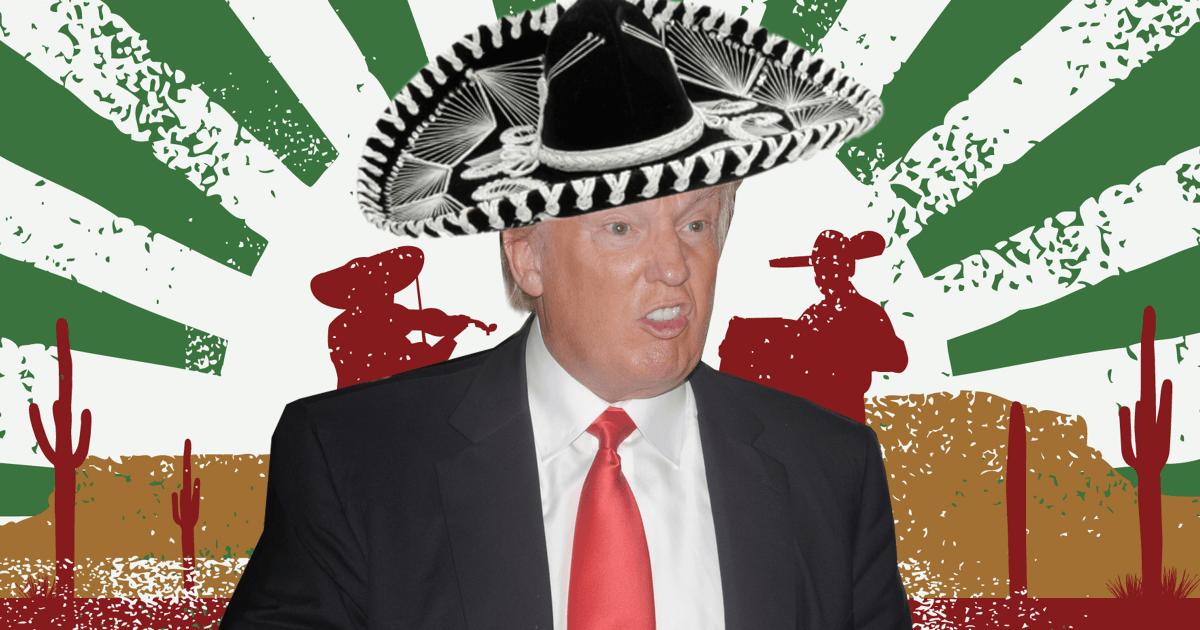 Ya llegó Trump. ¿Dejaremos que abusen de nosotros otra vez?