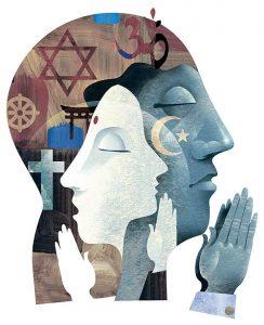 el fin de la religion una religion mundial unica