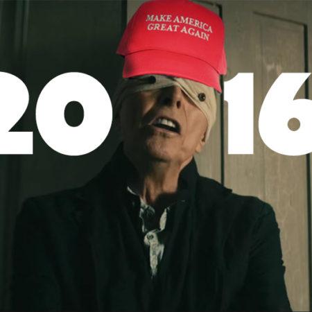 2016, ese año que tú tanto odias