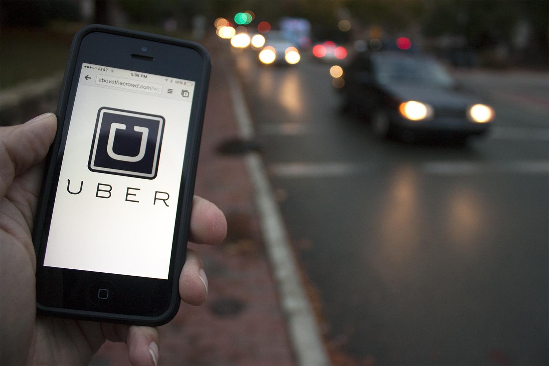 Uber, a pesar de los taxistas
