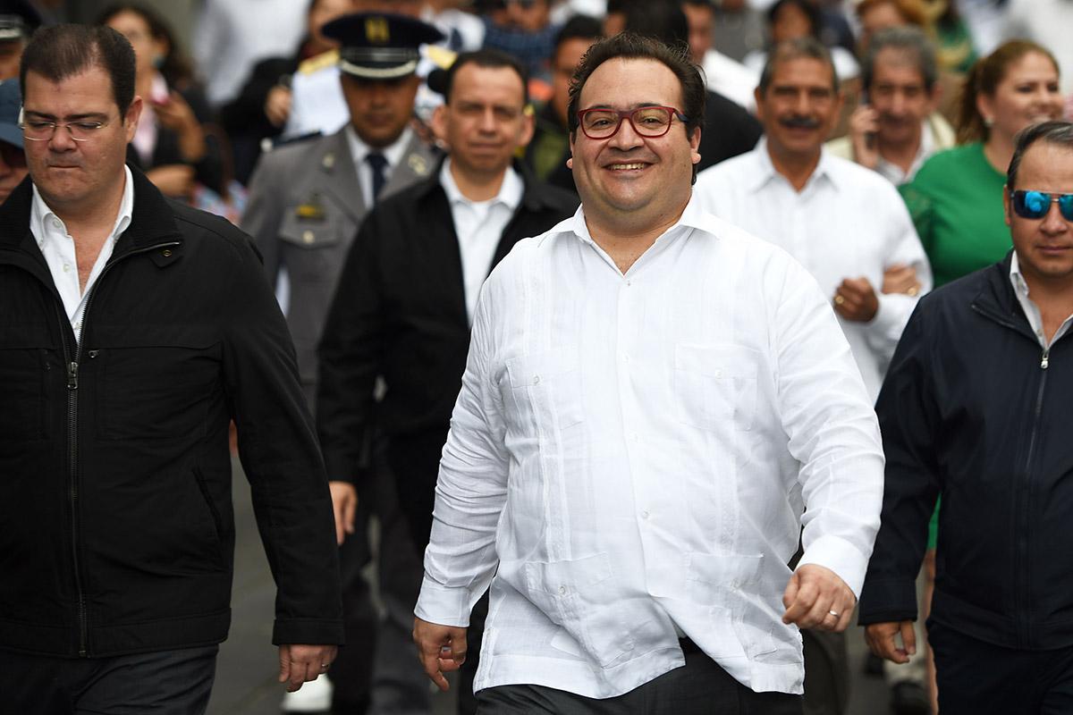Javier Duarte y la muerte del PRI