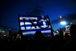 Grecia, antes eras chévere