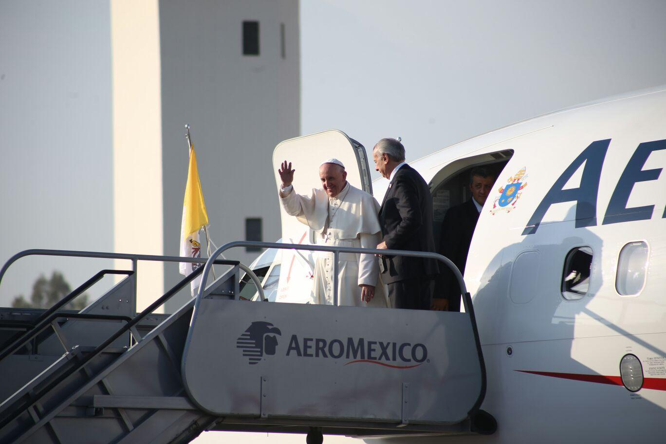 El Papa, Ayotzinapa, el Estado Laico, y los que no terminan de entender