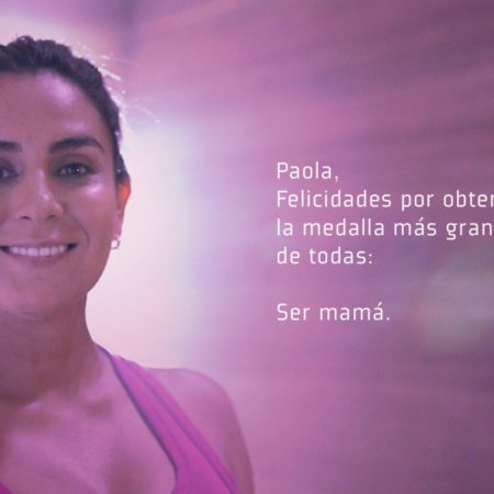 Paola Espinosa es una gran mujer y Gatorade no es misógino