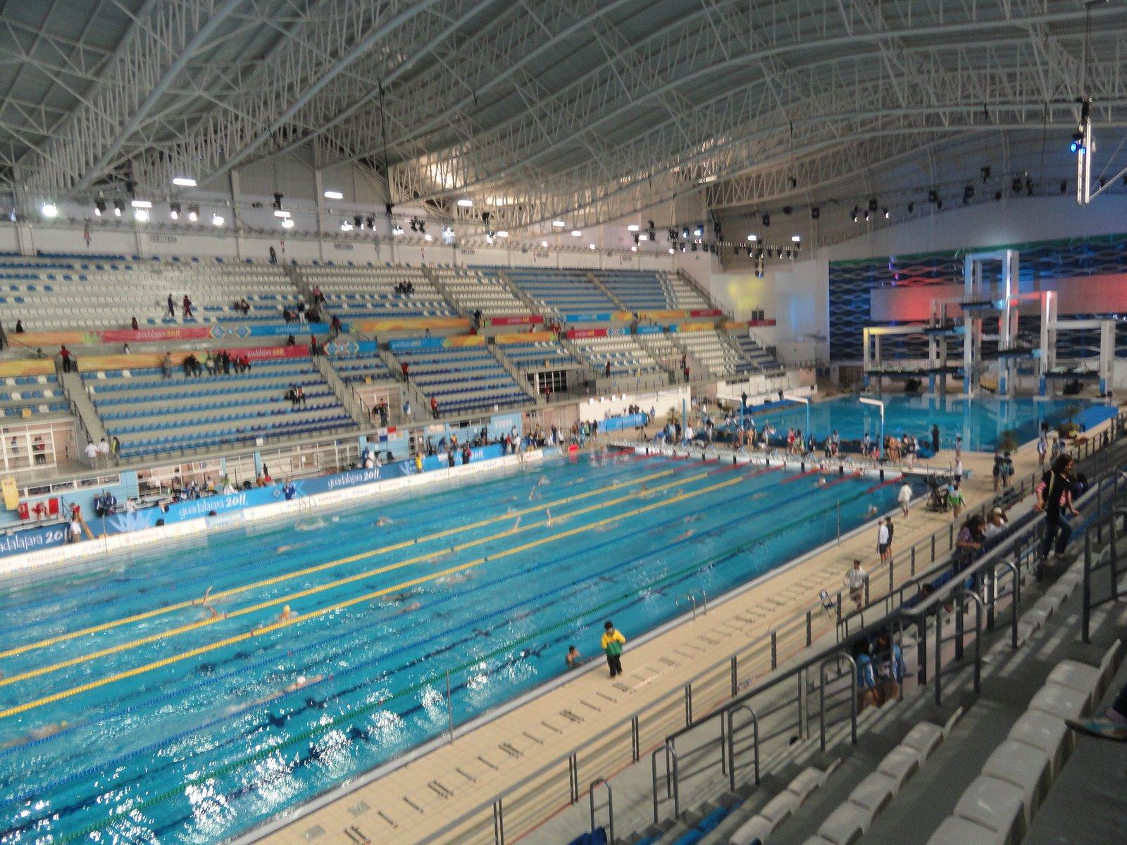 Adiós Mundial de Natación de Guadalajara, hola Tele
