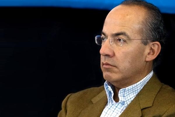 Felipe Calderón ¿Qué Elba Esther Gordillo ahora se llama Providencia?