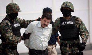 Peña Nieto, Chapo Guzmán, Pedro y el lobo