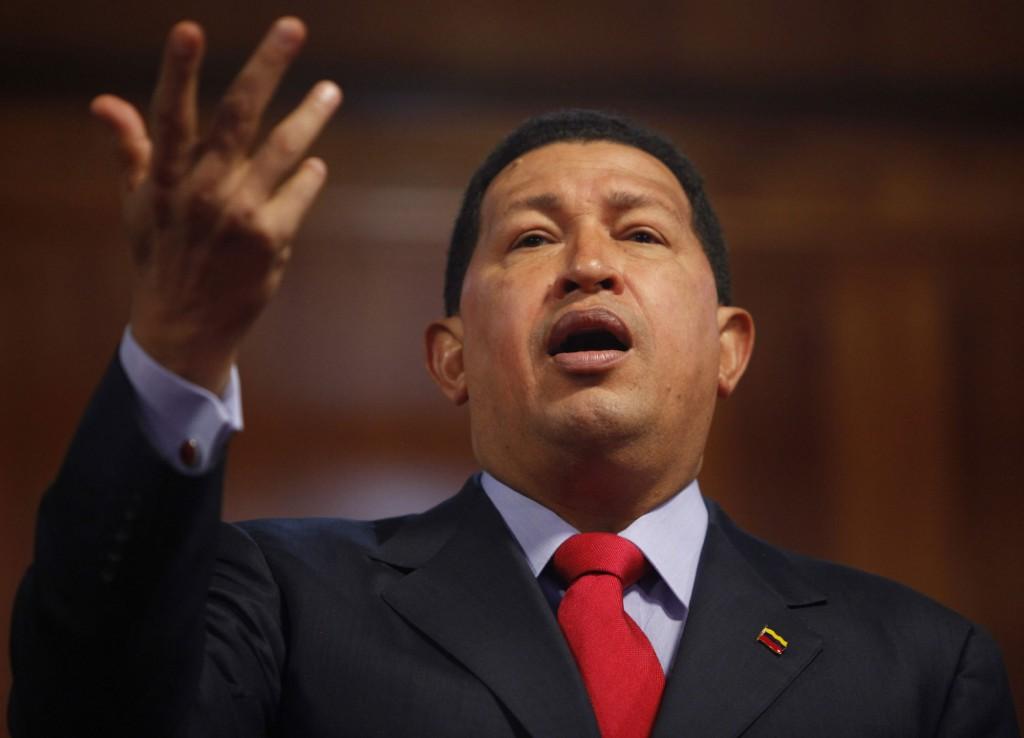 ¡Uh Ah, Chávez no se va!