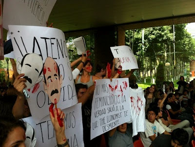 Peña Nieto, la Ibero y las clases medias