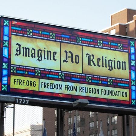 ¿Cómo sería el mundo sin religiones?
