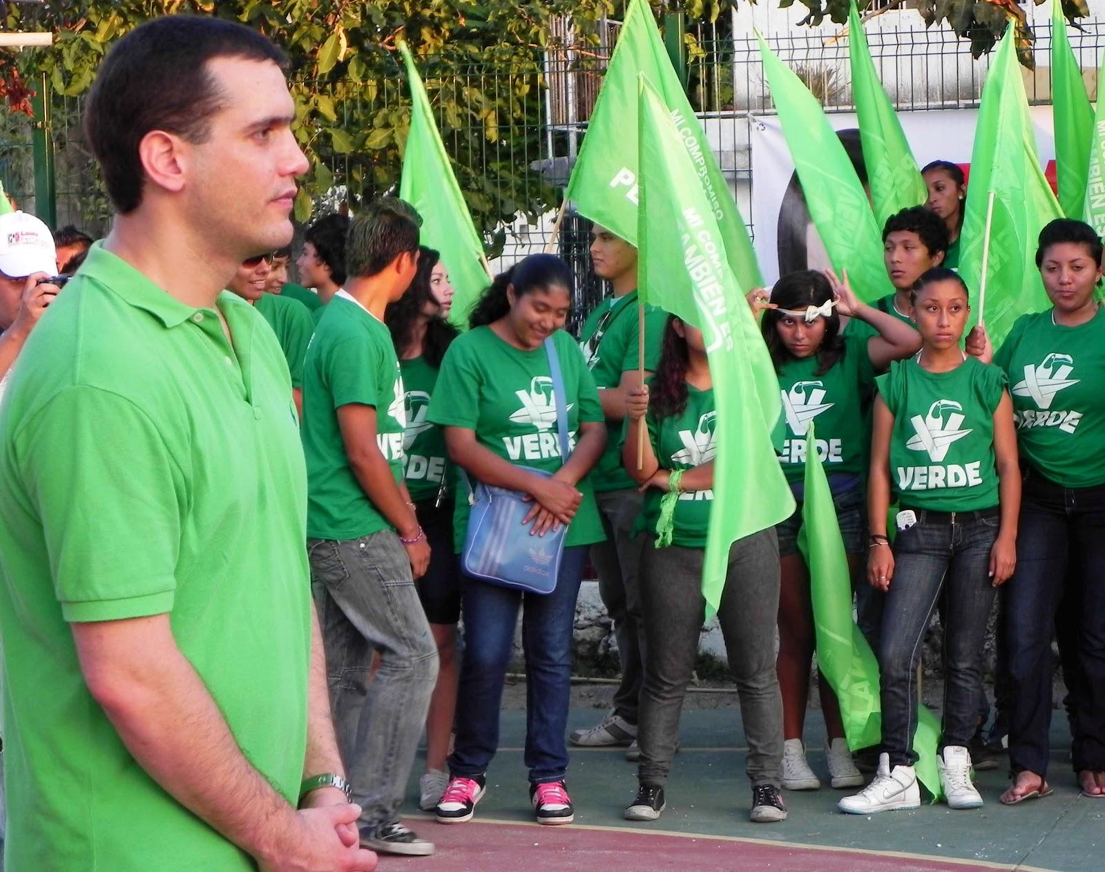 Partido Verde Ecologista