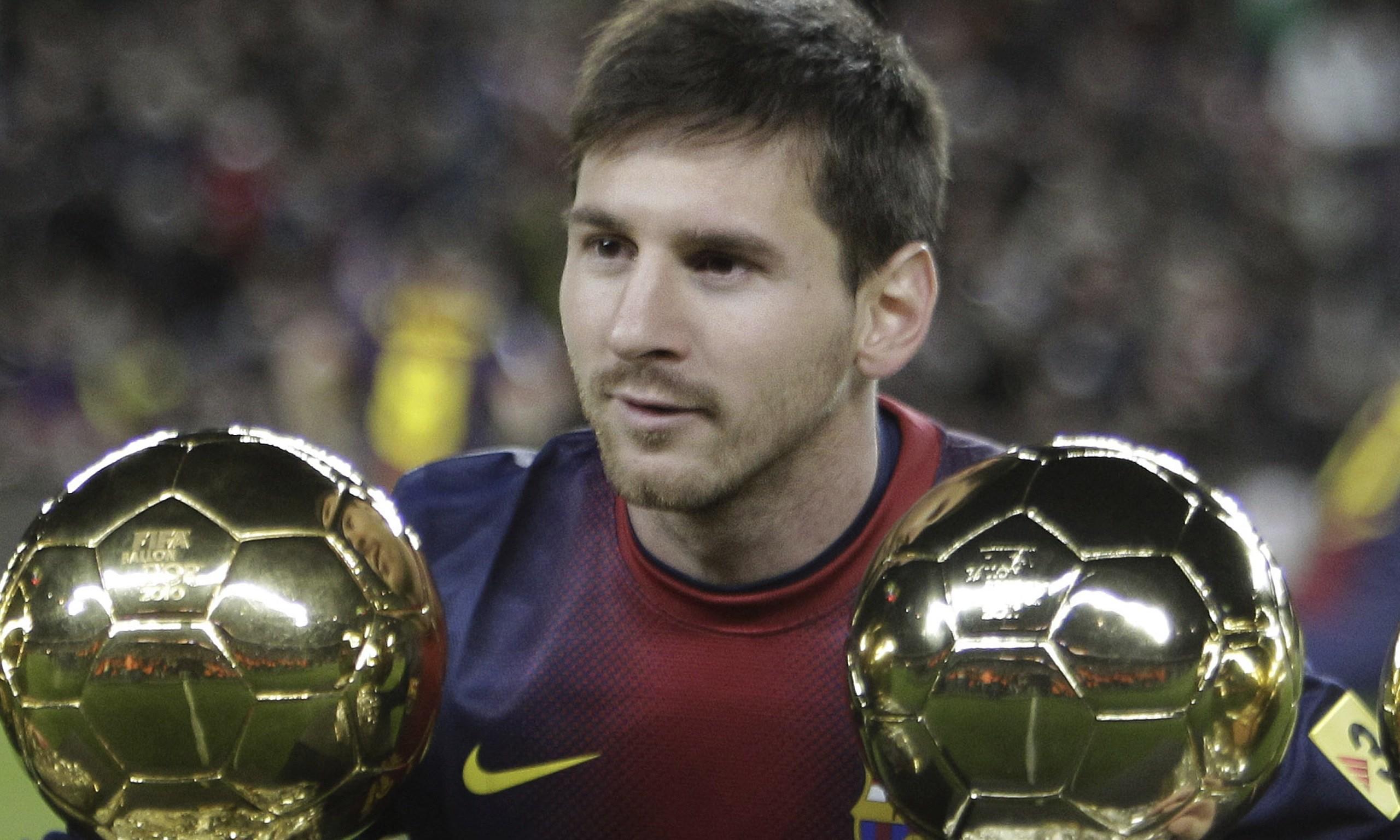 ¿Por qué Messi sí, y yo no?