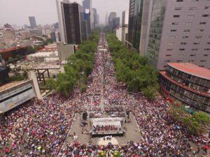 AMLO CNTE Reforma