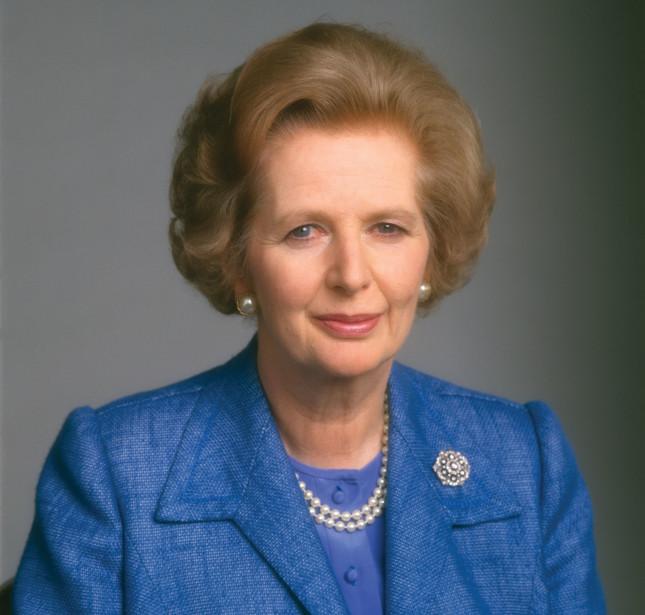 Margaret Thatcher muere, ¡no, no, no!