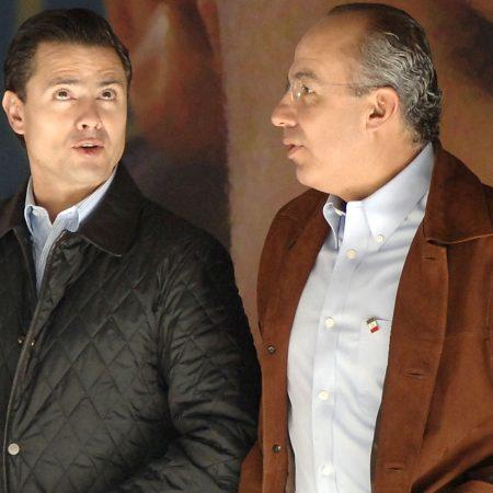 El pacto entre Peña Nieto y Felipe Calderón que nadie quiere que sepas