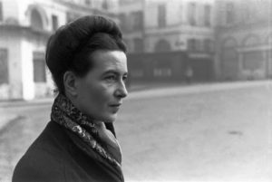 Simone de Beauvoi