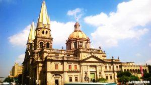 Torres Catedral de Guadalajara, Jalisco