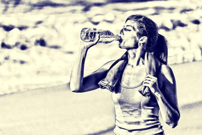 Hace ejercicio y cuida su cuerpo