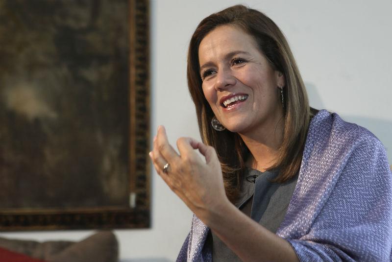 Margarita Zavala no puede ganar la Presidencia en 2018