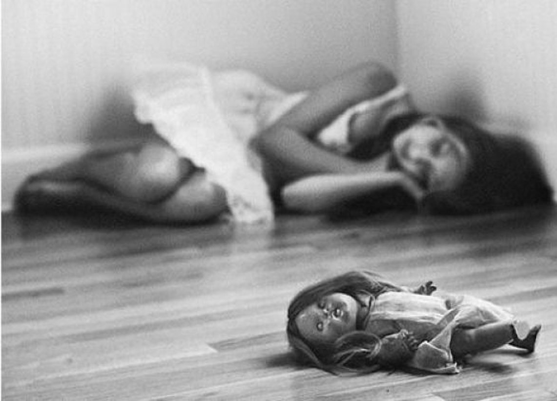 ¿Qué sentirías si violaran a tu hija?