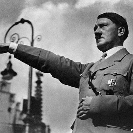 El Mein Kampf de Hitler