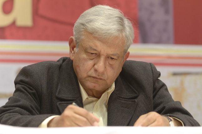 El amargamiento de López Obrador