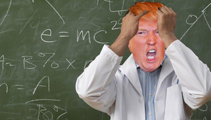 Donald Trump y la ciencia