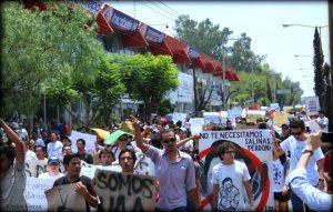 #MarchaantiEPN reflexiones y lecciones para la sociedad