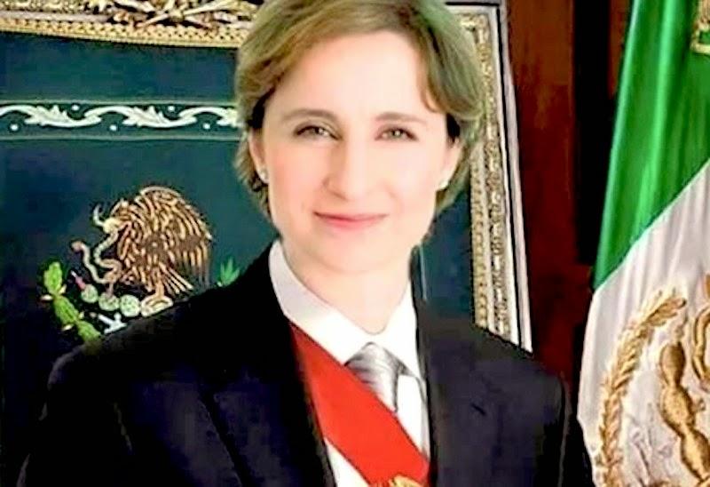 ¿Por qué Aristegui no puede ser Presidenta de la República?