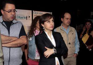 La salida de Carmen Aristegui, parte II
