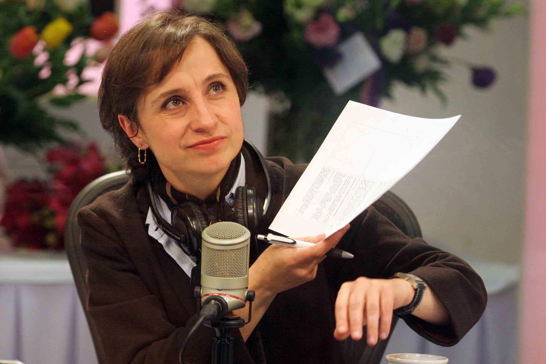 En defensa de Aristegui. Aunque no te guste