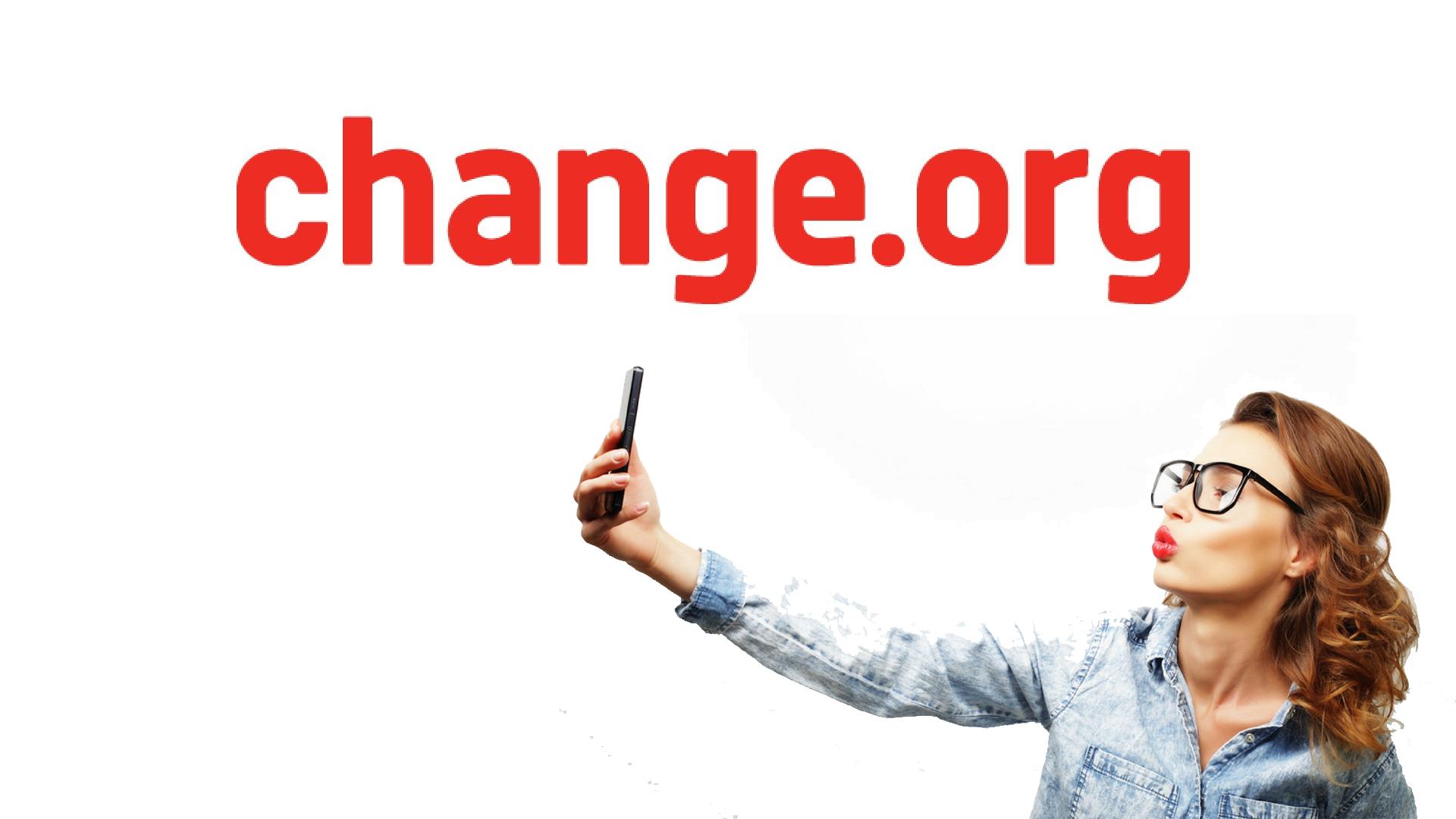 Change.org, el placebo de la participación ciudadana