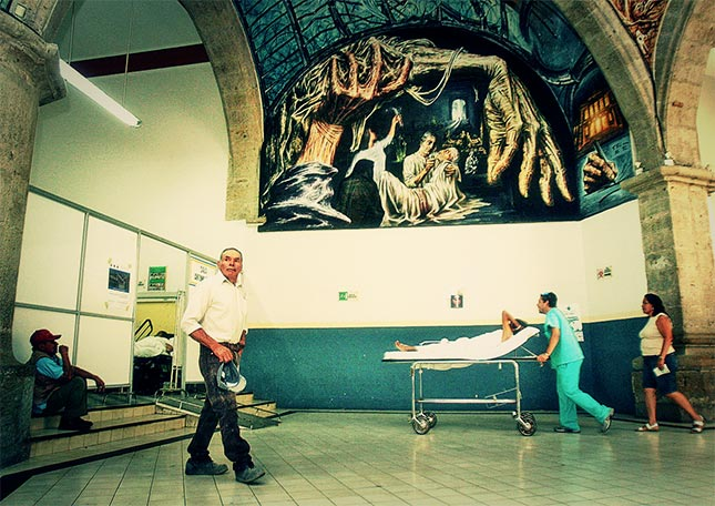 Ciudad Hospital Civil de Guadalajara