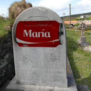 Las latas de Coca Cola con tu nombre