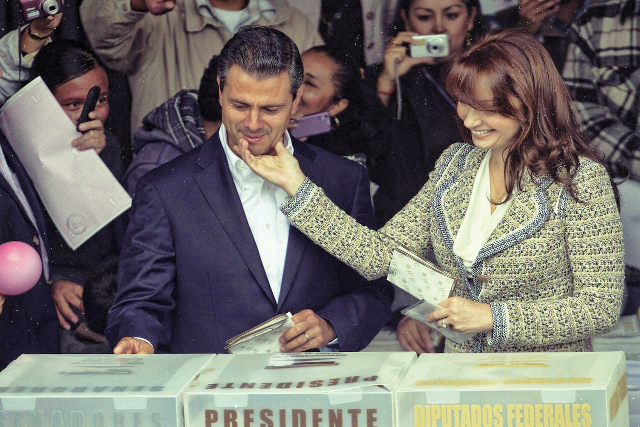 Ser primera dama en México