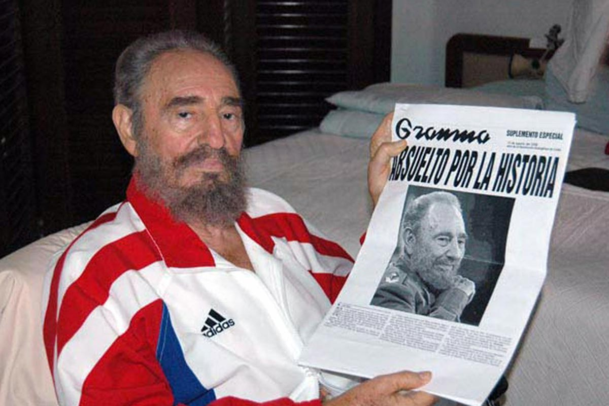 Fidel y por qué los dictadores de izquierda son más populares