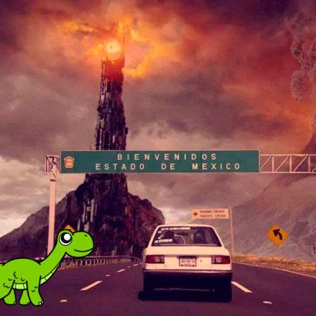 El dinosaurio feliz. Reflexión sobre las elecciones
