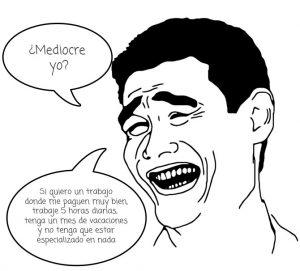 La mediocracia mexicana