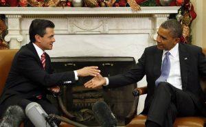 La sutil pero notoria diferencia entre Obama y Peña Nieto
