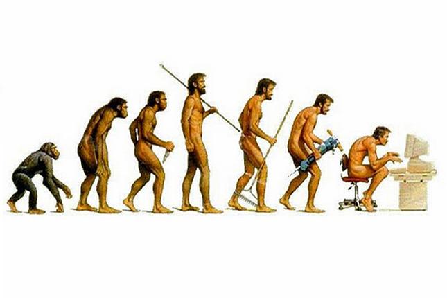 El hombre y la desaceleración evolutiva