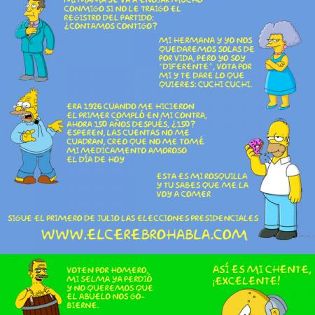 Elecciones 2012, síguelas en vivo en elcerebrohabla.com