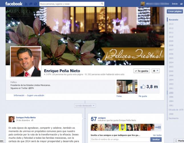 Peña Nieto deroga la Reforma Energética debido a reclamos en Facebook