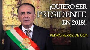 Pedro Ferriz. ¿Por qué su candidatura no me entusiasma?