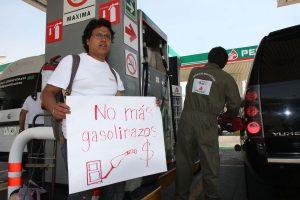 El subsidio a la gasolina