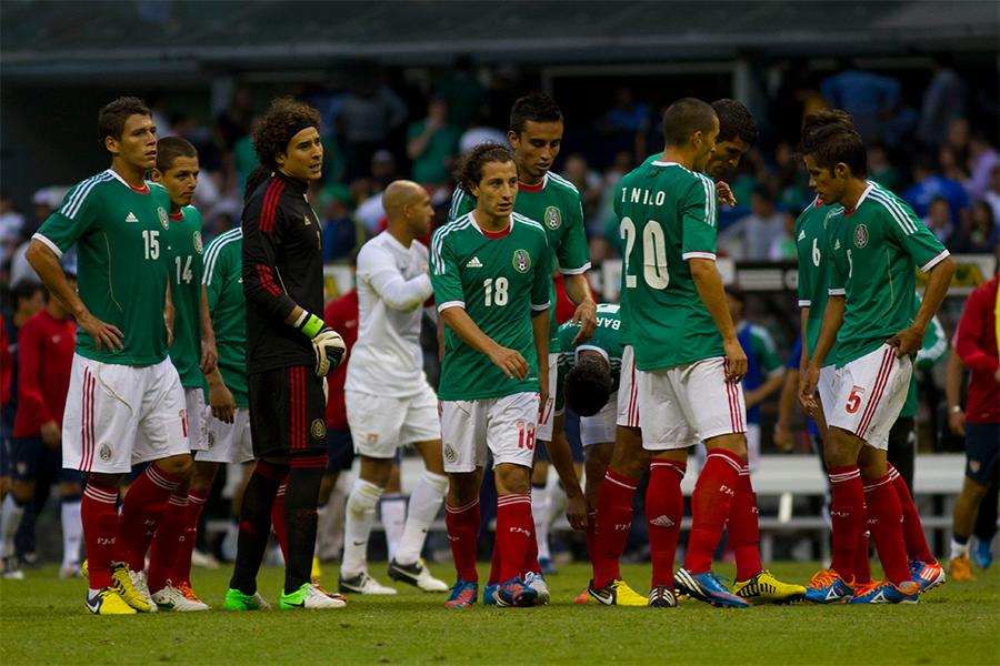#QuieroCreer. México y el Mundial de Futbol